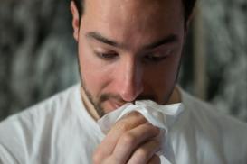 08.12.2021: Stärkung des Respirationstrakts – geben Sie Allergien ein Contra
